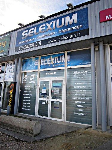 selexium montauban magasin informatique c 39 est fini. Black Bedroom Furniture Sets. Home Design Ideas